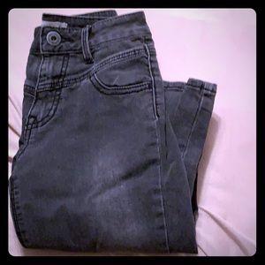 Bullhead High Rise Skinnest Jeans Size 0!!